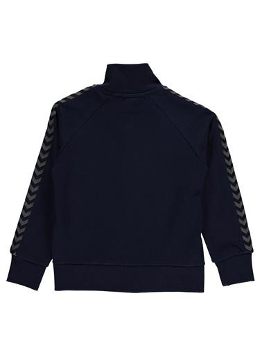 Hummel Ceket Mavi